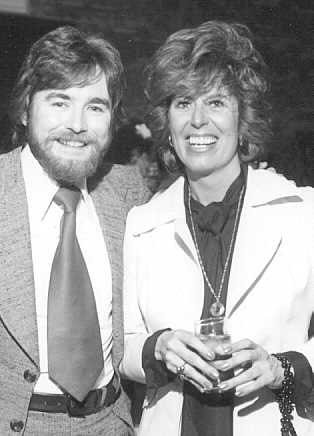Paul Godfrey & Rosalie Tremblay of CKLW